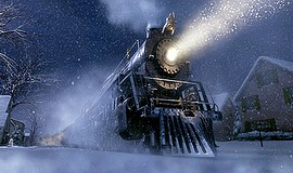 "Screen cap from ""The Polar Express,"" which will be played in the Christmas Co..."