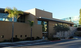 Photo of the Rancho Bernardo Library.