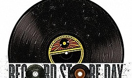 A graphic for Record Store Day.