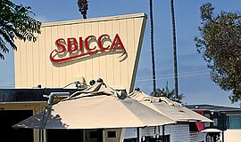 Promotional photo of Sbicca.