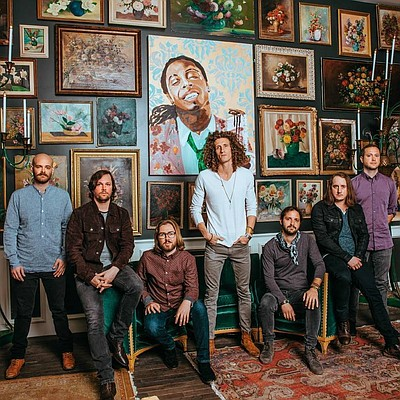 Promotional photo of The Revivalists.