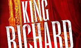 "A promotional poster from ""King Richard II,"" courtesy of The Old Globe."