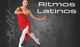 A photo from San Diego Ballet's Ritmos Latinos.