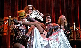 "A photo from ""The Rocky Horror Picture Show."""