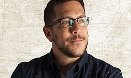 Promotional photo of Sal Vulcano courtesy of the House of Blues.