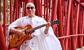 Promotional photo of Salif Keita.
