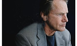Promotional photo of Sam Shepard. Courtesy of Sam Shepard.