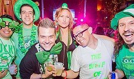 Photo from a previous San Diego shamROCK event.