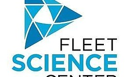 Promotional graphic for Fleet Science Center.