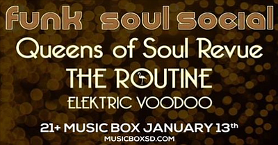Promotional graphic courtesy of the Music Box SD.