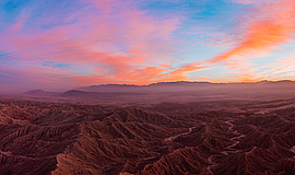 Promotional photo courtesy of the Anza-Borrego Desert State Park.