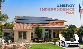 Promotional photo courtesy of SD Solar Experience.