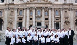 Promotional photo of San Diego Festival Chorus. Courtesy of San Diego Festiva...