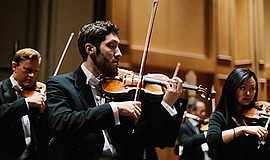 Photo of a previous concert. Courtesy of San Diego Symphony.