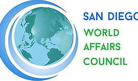 Promotional graphic for the NAFTA panel. Courtesy of San Diego World Affairs ...