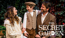 "A promotional photo from ""The Secret Garden,"" by Shaun Hagen."
