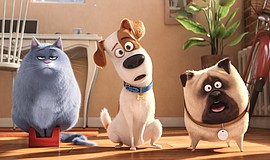 "Film still from ""Secret Life of Pets"" (2016)."
