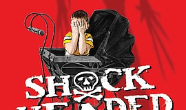 "A poster for Cygnet Theatre's ""Shockheaded Peter."""