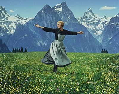 "Film still from ""The Sound of Music."" Courtesy of 20th Ce..."