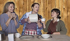 "A promotional photo for North Coast Rep's ""The Spitfire Grill."""