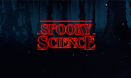 Promotional graphic for Spooky Science. Courtesy of SD Skeptic Society.