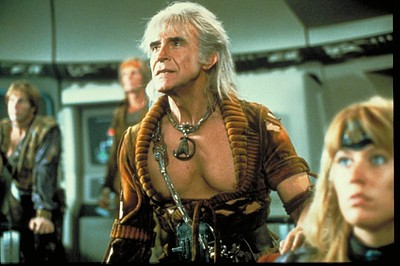 "A photo still from ""Star Trek II: The Wrath of Khan,"" courtesy of Fathom Events."