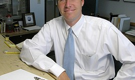 Promotional photo of Steve Breen.