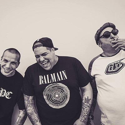 Promotional photo of Sublime with Rome.