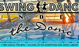 Promotional photo courtesy of Swing Dancing San Diego