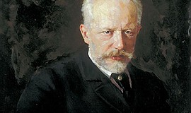 An illustration of composer Piotr Ilyich Tchaikovsky, courtesy of SD Rep.