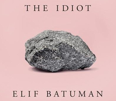 "Cropped version of ""The Idiot"" book cover."