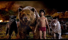 "Film still from ""The Jungle Book."" Courtesy of Walt Disney Pictures."