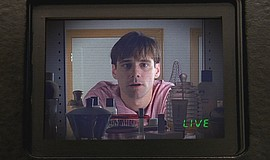 "Jim Carrey in ""The Truman Show"" (1998)."
