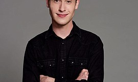 Promotional photo of Tyler Henry.