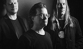 Promotional photo of Violent Femmes.