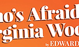 "A poster for ""Who's Afraid of Virginia Woolf?"""