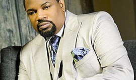 Promotional photo of Hezekiah Walker.