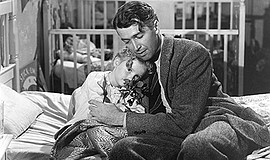 "A photo from the film ""It's a Wonderful Life,"" courtesy of Paramount."