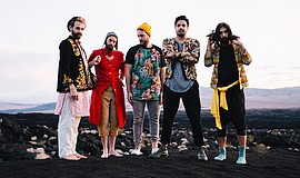 Promotional photo courtesy of Young the Giant.