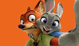 "Promotional photo from ""Zootopia"" (2016)."