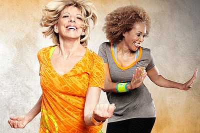 Promotional photo for Zumba Gold®.