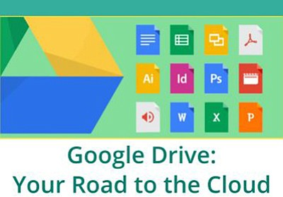 Google drive your road to the cloud march 2 2018 kpbs promotional graphic for the google drive class courtesy ccuart Images
