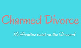 Promo graphic for 'Charmed Divorce' Book Signing