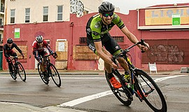 Photo from the 2017 Barrio Logan Grand Prix. Courtesy of ...