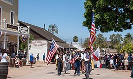 Photo from last year's Fourth of July celebration. Courte...