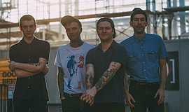 Promotional photo courtesy of The Frights.