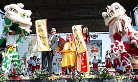 Promotional photo courtesy of the San Diego Tet Festival.
