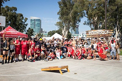 Promotional photo courtesy of MDA San Diego and Imperial ...