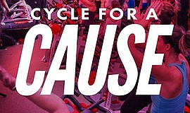 Promo graphic for Ride For American Red Cross