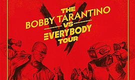Promotional graphic for the tour. Courtesy of Logic.